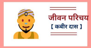 Kabir Das Biography in Hindi