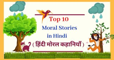 top 10 moral stories in hindi