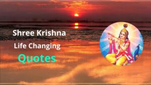 Lord Krishna Quotes on Life