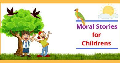 hindi child story